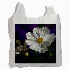 Cosmea   Recycle Bag (two Sides) by Siebenhuehner