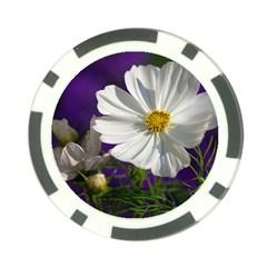 Cosmea   Poker Chip (10 Pack) by Siebenhuehner