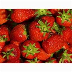 Strawberry  Canvas 18  X 24  (unframed) by Siebenhuehner