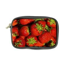 Strawberry  Coin Purse by Siebenhuehner