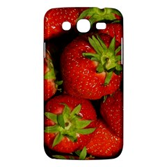 Strawberry  Samsung Galaxy Mega 5 8 I9152 Hardshell Case  by Siebenhuehner