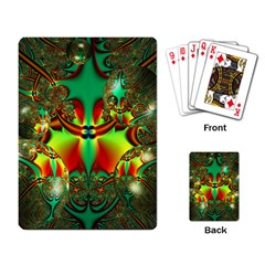 Magic Balls Playing Cards Single Design by Siebenhuehner