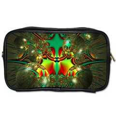 Magic Balls Travel Toiletry Bag (one Side) by Siebenhuehner