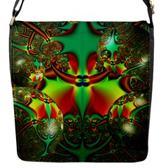 Magic Balls Flap Closure Messenger Bag (small) by Siebenhuehner