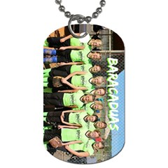 Lillie By Dannielle   Dog Tag (two Sides)   Ge0ofdi9rm9z   Www Artscow Com Back