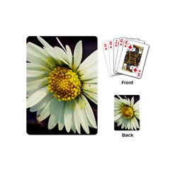 Daisy Playing Cards (mini) by Siebenhuehner