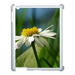 Daisy Apple Ipad 3/4 Case (white) by Siebenhuehner