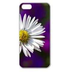 Daisy Apple Seamless Iphone 5 Case (clear) by Siebenhuehner