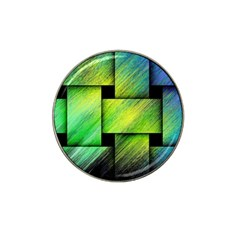 Modern Art Golf Ball Marker (for Hat Clip) by Siebenhuehner