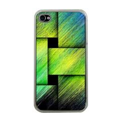 Modern Art Apple Iphone 4 Case (clear) by Siebenhuehner