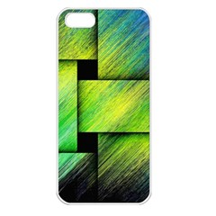 Modern Art Apple Iphone 5 Seamless Case (white) by Siebenhuehner