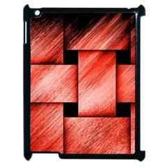 Modern Art Apple Ipad 2 Case (black) by Siebenhuehner