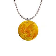 Waterdrops Button Necklace by Siebenhuehner