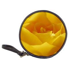 Yellow Rose Cd Wallet by Siebenhuehner