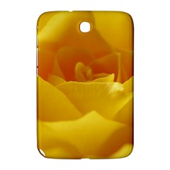 Yellow Rose Samsung Galaxy Note 8 0 N5100 Hardshell Case  by Siebenhuehner