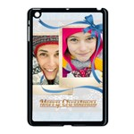 merry christmas - Apple iPad Mini Case (Black)