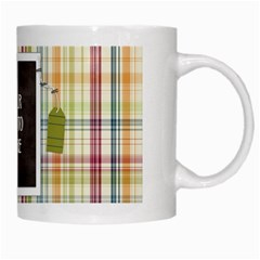Totally Cool Mug 2 By Lisa Minor   White Mug   Rae0g61ob1sa   Www Artscow Com Right