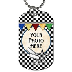 Games Dog Tag By Lisa Minor   Dog Tag (two Sides)   Lyuxiyw74po6   Www Artscow Com Front