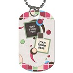 Bloop Bleep Dog Tag - Dog Tag (One Side)