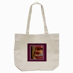 Our Tote Bag By Deborah   Tote Bag (cream)   Gbw9pf90244x   Www Artscow Com Front