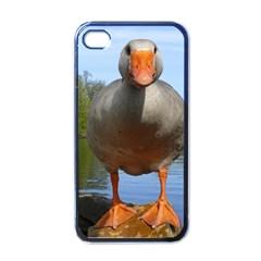 Geese Apple Iphone 4 Case (black) by Siebenhuehner