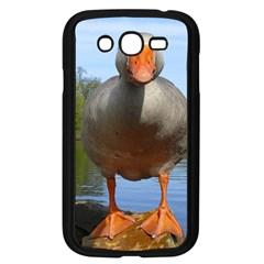 Geese Samsung Galaxy Grand Duos I9082 Case (black) by Siebenhuehner