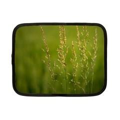 Grass Netbook Case (small) by Siebenhuehner