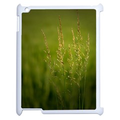 Grass Apple Ipad 2 Case (white) by Siebenhuehner