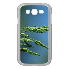 Waterdrops Samsung Galaxy Grand Duos I9082 Case (white) by Siebenhuehner
