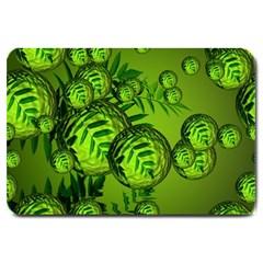 Magic Balls Large Door Mat by Siebenhuehner