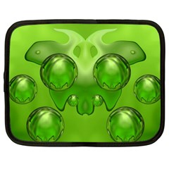 Magic Balls Netbook Case (xxl) by Siebenhuehner