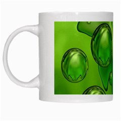 Magic Balls White Coffee Mug by Siebenhuehner