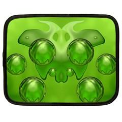 Magic Balls Netbook Case (xl) by Siebenhuehner