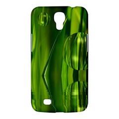 Green Bubbles  Samsung Galaxy Mega 6 3  I9200 by Siebenhuehner
