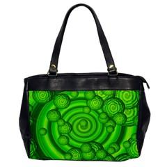 Magic Balls Oversize Office Handbag (one Side) by Siebenhuehner