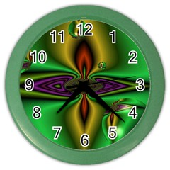 Magic Balls Wall Clock (color) by Siebenhuehner
