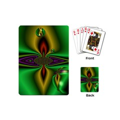 Magic Balls Playing Cards (mini) by Siebenhuehner