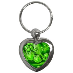 Magic Balls Key Chain (heart) by Siebenhuehner