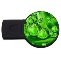 Magic Balls 4gb Usb Flash Drive (round) by Siebenhuehner