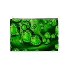 Magic Balls Cosmetic Bag (medium) by Siebenhuehner