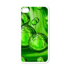 Magic Balls Apple Iphone 4 Case (white) by Siebenhuehner