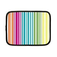 Color Fun Netbook Case (small) by PaolAllen