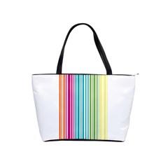 Color Fun Large Shoulder Bag by PaolAllen