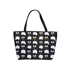 Penguin Group Large Shoulder Bag by PaolAllen
