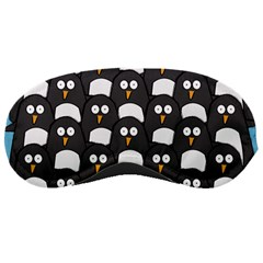 Penguin Group Sleeping Mask by PaolAllen