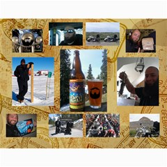 Dean By Lori Johnstone   Wall Calendar 11  X 8 5  (12 Months)   Tyerfhg061gi   Www Artscow Com Month