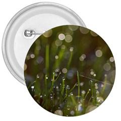 Waterdrops 3  Button by Siebenhuehner