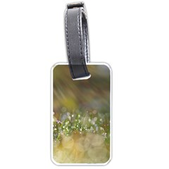 Sundrops Luggage Tag (two Sides) by Siebenhuehner
