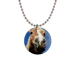 Haflinger  Button Necklace by Siebenhuehner