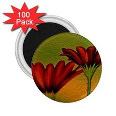 Osterspermum 2 25  Button Magnet (100 Pack) by Siebenhuehner